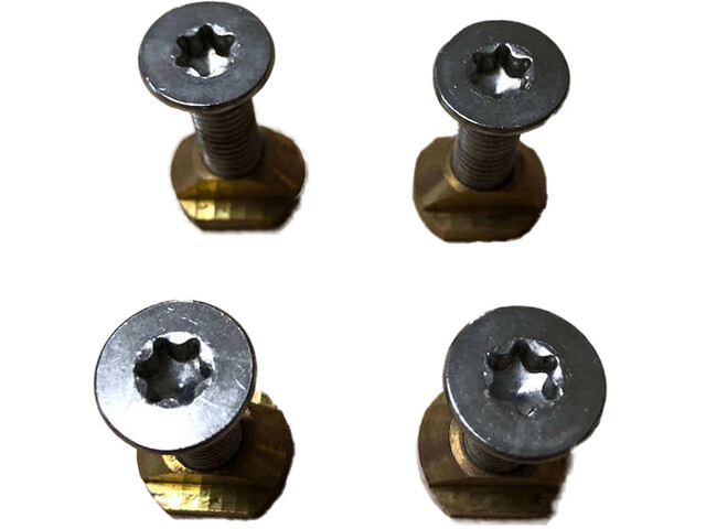 Indiana SUP Base Plate Screws 4 Pieces